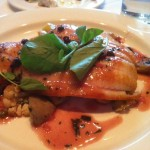 Red Currant Filet of Sole